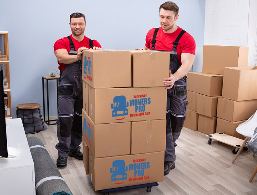 Abbotsford office movers